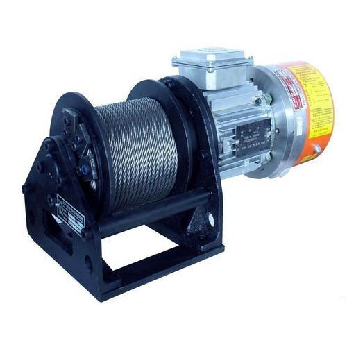 Industrial Winches - Industrial Winch Manufacturer from Ghaziabad