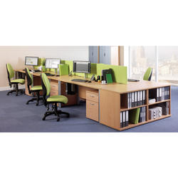 Simple Office Workstation