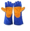 Double Palm Leather Gloves