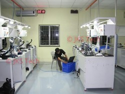 Assembly Line For Production Line