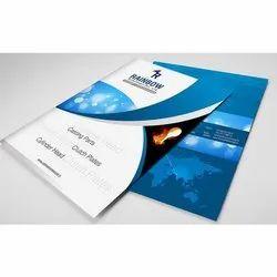 Paper Brochure Printing Service, in Pan India