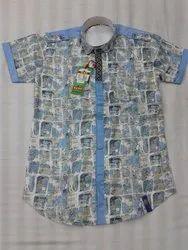Summer Cool Casual Shirt