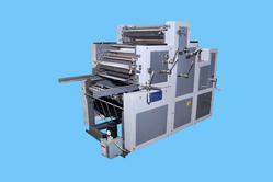 W Cut Carry Bags Printing Machine
