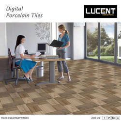 Glazed Vitrified Porcelain Tiles