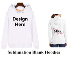 Sublimation Blank Hoodies