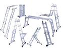 Folding  Multipurpose Ladder - 360 Cm