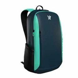 Polyester Waterproof Shoulder Backpack, Capacity: Up To 10 Liters
