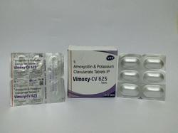 Amoxycillin 500 Mg Clavulanate Potassium Tablets