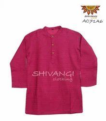 Shivangi Cotton Kurta for Boys - AC71A6