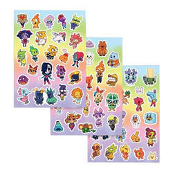 Paper Printed Stickers