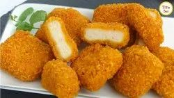 custom Basic Indian Chicken NUGGETS, Packaging Type: Packet