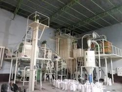 Fully Automatic  Mild Steel Wheat Flour Mill Plant