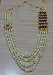 Fancy Moti Dulha Mala Maharaja Haar