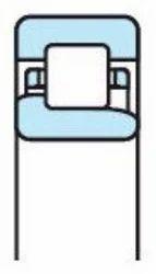 NBC NJ Design Single Row Cylindrical Roller Bearing