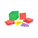 Magnetic Base Ten Blocks