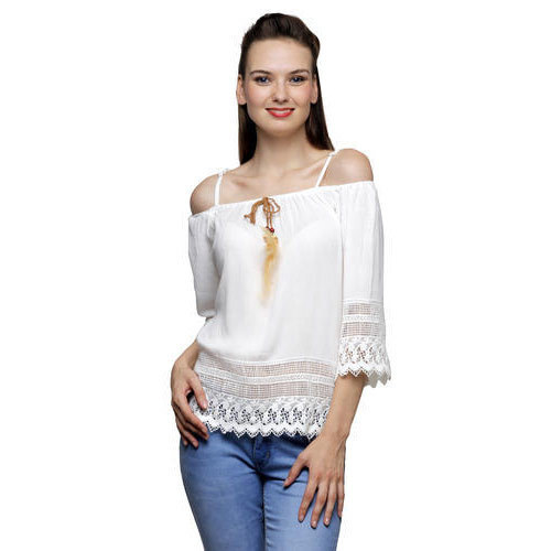 756021db639 Large Cotton Ladies Stylish Top, Rs 250 /piece, Dorota | ID: 15533368955