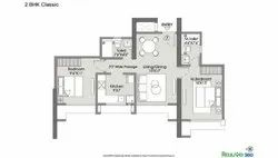 Residential 11 2 BHK 750 sq ft Premiere at LnT Mulund