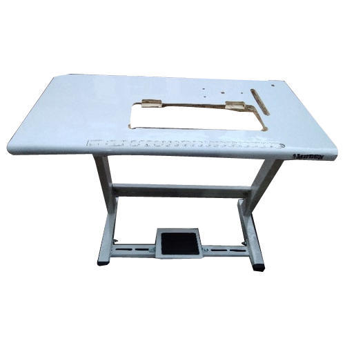 Wood Iron Sewing Machine Table Rs 40 Piece Komal Sales Interesting Juki Sewing Machine Table
