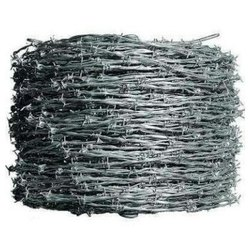 GI Corrosion Resistant Fencing Barbed Wire