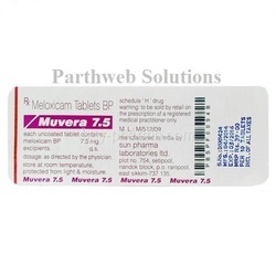 Muvera 7.5mg Tablets