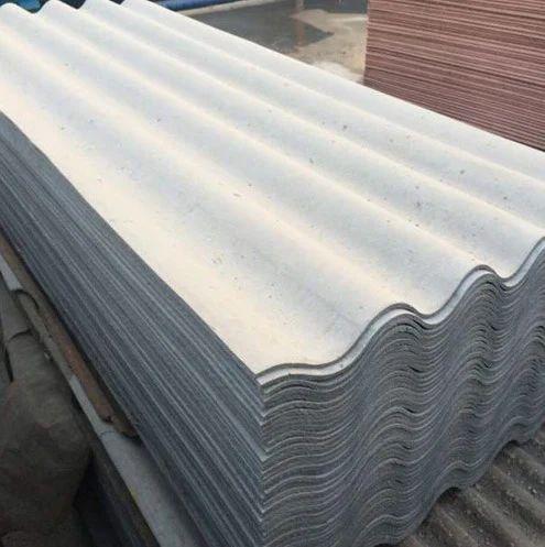 Asbestos Cement Fibre Cement Asbestos Sheets Rs 163