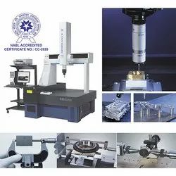 CMM Calibration Lab
