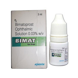 Bimatoprost Opthalmic Solution 0.03 % w/w