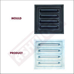 Ventilation Jali Mould (12 x 12 x 35mm)