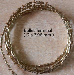 Male 3.96 Bullet Terminal