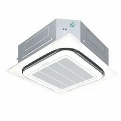 RZQ125HAY4A Round Flow Ceiling Mounted Cassette Outdoor Heat Pump AC