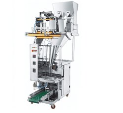 Tow Head Punumatic Pouch Packing Machine