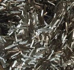 Black Raw Basalt Fiber / Chopped Basalt Fiber, For Reinforced Concrete, Packaging Type: Carton