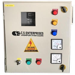 Single Phase AC Drive Control Panel