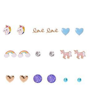 8fd0c52cf Claires Store - Wholesale Sellers of Unicorn Dream Motif Stud ...