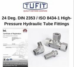 TufIt Swivel Stud Straight Coupling