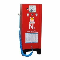 Digital Nitrogen Tyre Inflator For Shell