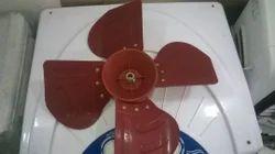 Aluminium Exhaust Fan Blade