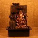 Resin Made Ganesha Fountain, For Home Decor