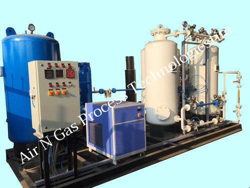 Automatic PSA Oxygen Plant, Capacity: 1- 15 and 2~240 Nm3/h