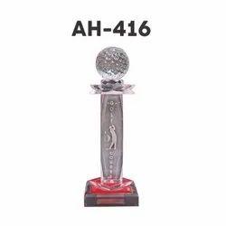 AH - 416 Acrylic Trophy