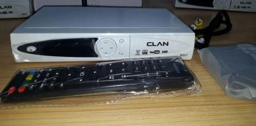 clan 8007 set top box price