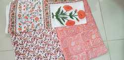 Traditional Jaipuri  Print 100% Pure Cotton Suit Material