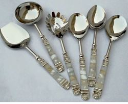 MOP Flat Spoon Serving Set