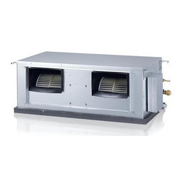 GI Sheet Voltas Ductable Unit, Capacity: 2 Tr To 22 Tr