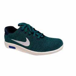 Men Green Running Shoes