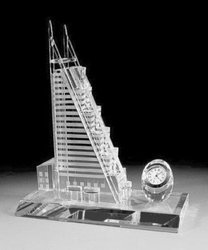 Corporate Designer Acrylic Trophy
