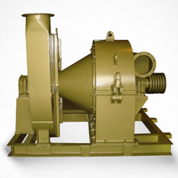 Air Swept Mill
