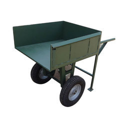 Construction Material Handling Trolley