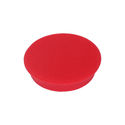 Maxglo 3 Inch Red Dual Action Foam Pad