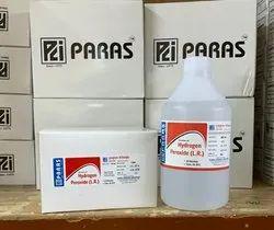 Hydrogen Peroxide I.P 6% 20 Volumes